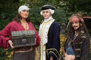 PoC -Will Turner Cosplay by Azure-Hawker