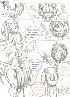 SonAmy Valentine's day Comic: page 10 by LiaMenietowLove