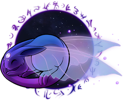 Sleeping Lagon by Shilokh