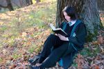 Young Severus Snape.. by AhrimanFox