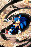 SONIC-The Lost Hedgehog Tales by Drawloverlala