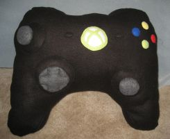 Xbox Controller plush pillow by Neoitvaluocsol