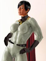 The 'Real' Soviet Superwoman? by Soviet-Superwoman