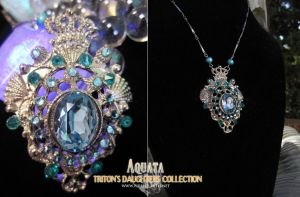 King Triton's Daughters Collection : Aquata by Lillyxandra