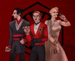 First Order Party by dididouli