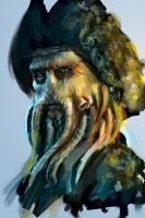 Davy Jones by Andes-Sudo