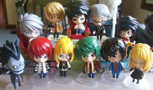 Nendo Family Photo XD by Sillaque