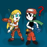 Cave Story by jules1998