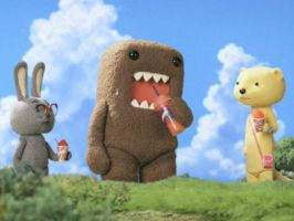 Domo and Friends2 by LeoPaw