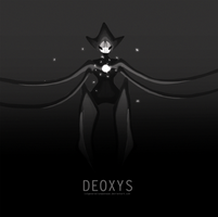 Deoxys Attack Forme by 1stGenerationWannabe