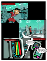 TUE Graphic Novel Page 2 by DrZoidSpock