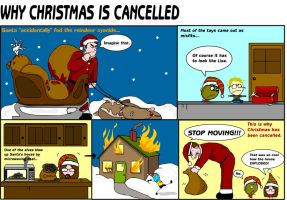 Christmas is cancelled by Buscetti