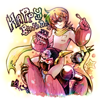 To Happy birthday by whitmoon