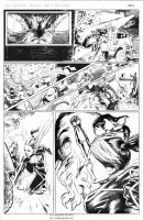 X-Men Pencils pg. 6 by ExecutiveOrder9066