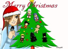 Merry Christmas by Khay88