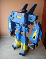 Megas XLR Model - 28 by Denis-Manase