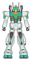 RGM-86R GM III by ironscythe