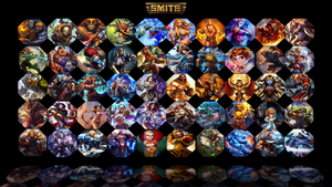 Smite Wallpaper by JustaninnocentPony