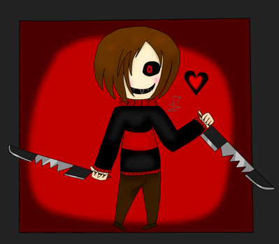 EpicTale Chara. by AfterfellChara