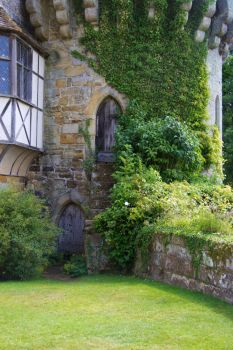 Scotney Tower by Cynnalia-Stock