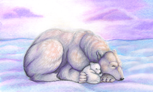 Mama Bear by Bluepisces97