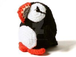 Puffin Amigurumi Pattern by MysteriousCats