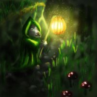 3 Light Speedpaint by ElrithRydrine