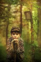 little boy by NataliaCiobanu
