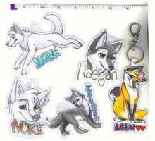 More Badges :D by bingles