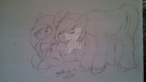 Rory And Niki by m00nbutt