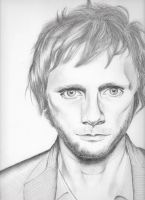 Dominic Howard by Lidia6277