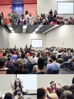 Montreal Comiccon 2013: Journalistic shots 4 by Henrickson