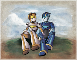 TFA: Jettwins by chienoir