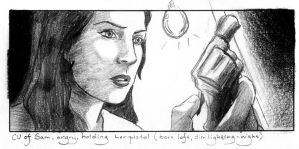 Unconditional Storyboard 2 by TheLadyNerd