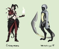 Hatched Collab Adopts [3 and 4 added] by strxbe