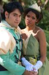 Tiana and Naveen by xAleux