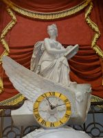 Clio the Muse of History by 44NATHAN