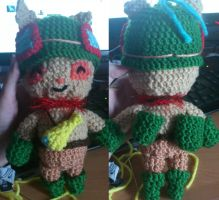 Comission - Teemo by Ayinai