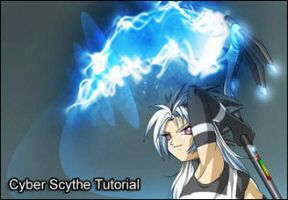 :Cyber Scythe tutorial: by yamer