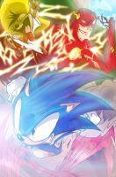 The Fastest Alive! by BJSinc