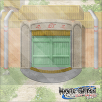 HG : Konoha gate animation WIP by Slaizen