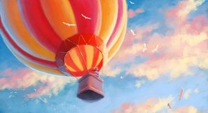 Air Balloon by AnekaShu
