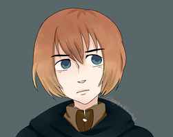 Armin Arlert by Jellygraphic