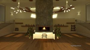 My Playstation Home by zerofile