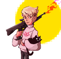 Rox lalonde by DefineTheSky