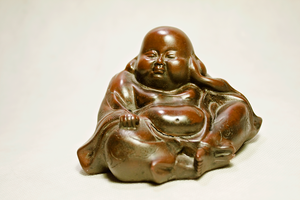 Little Budda by JotVelZetStock
