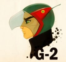 G2 Gatchaman by drive-faster