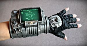 Fallout PipBoy 3000 Prop by Urlag