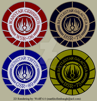 BSG Uniform Patch by Wolff60