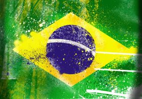Flags: Brazil by wfysh0612